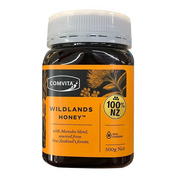 Comvita Wildlands Honey 500g