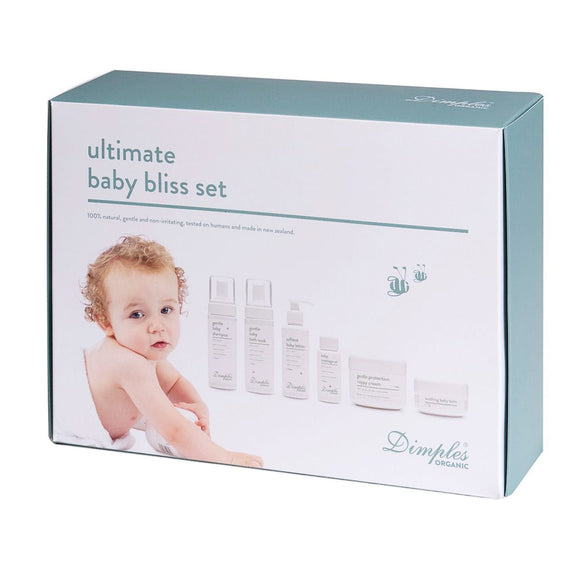 Dimples Ultimate Baby Bliss Set 6 in 1
