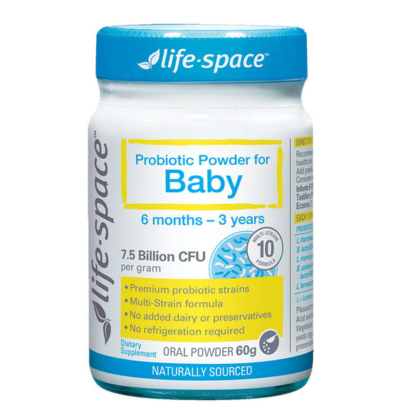 Life-Space Baby Probiotic Powder 60g