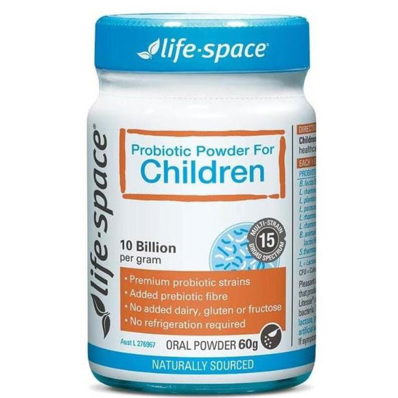 Life-Space Probiotic Powder for Children 60g