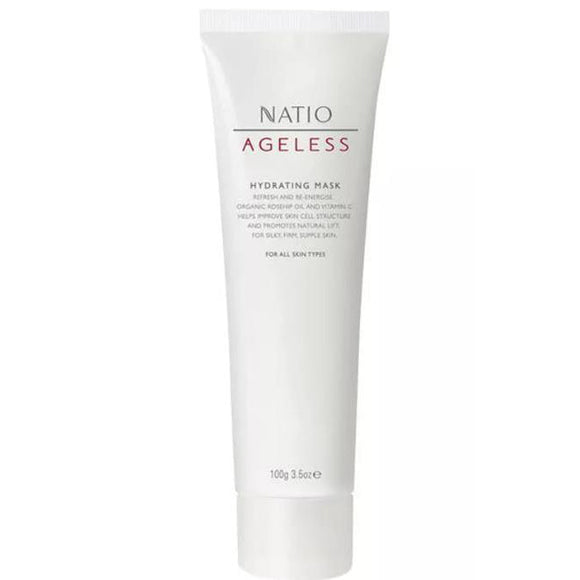 Natio Ageless Hydrating Mask 100g