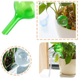 2pcs Self Plant Watering Bulb Automatic Globe