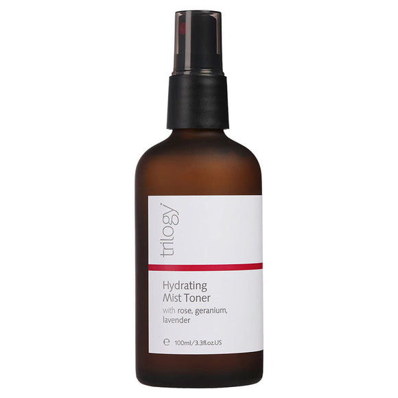 Trilogy Hydrating Mist Toner - 100mL