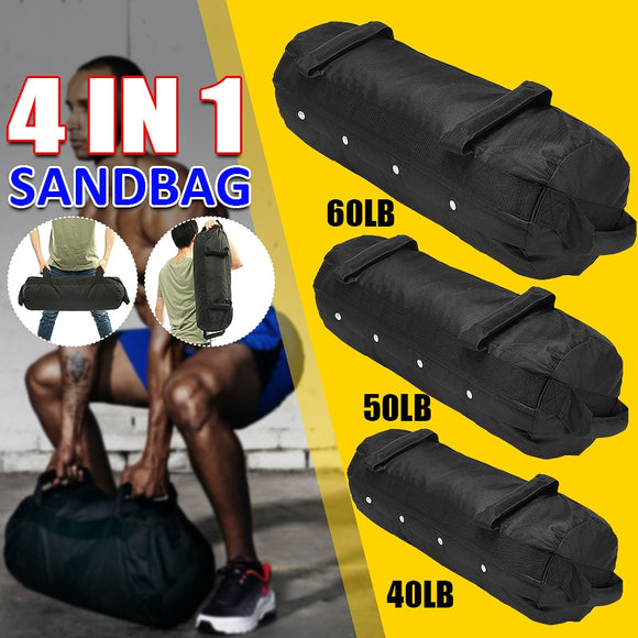 Weight Bags Weightlifting Sandbag Boxing Military Power Training Body Shaper Fitness Equipment
