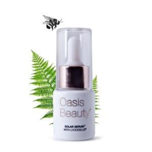 Oasis Beauty Solar Serum with Lycocelle 15mL 100% Natural