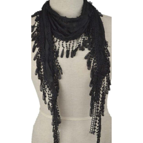 European lace scarves - Shop Jezebel's