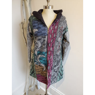 Sacred Threads jacket/coat - Shopjezebels.com