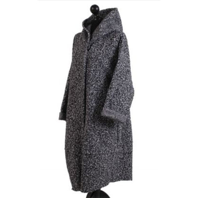 Made in Italy Woolen Coat - Shop Jezebel's