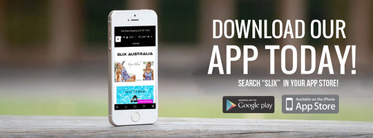 Download our 'Slix' App Today!
