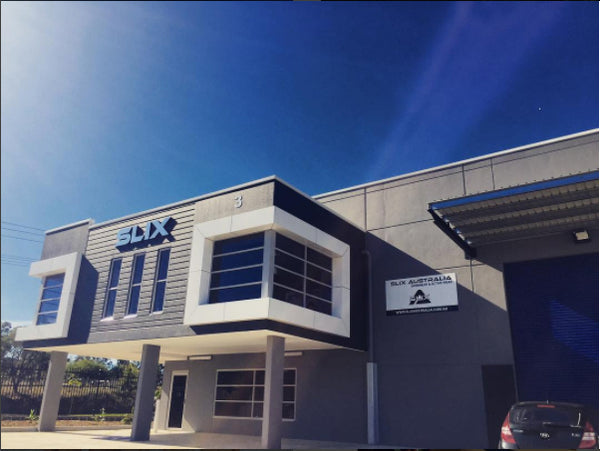 Slix Australia HQ & Factory Showroom