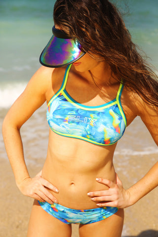 Say Hello to Cello Double Take Bikini Top