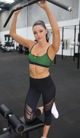 Caught Up Crop - Slix Australia,  Training Swimwear, Girls Swimwear, Chlorine Resistant, Training Bikini, Swimming, Slix, Slix swimwear, training swimwear, swimming costume, chlorine resistant swimwear, Australian made swimwear