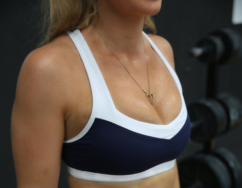 Tied Up Crop - Slix Australia,  Training Swimwear, Girls Swimwear, Chlorine Resistant, Training Bikini, Swimming, Slix, Slix swimwear, training swimwear, swimming costume, chlorine resistant swimwear, Australian made swimwear