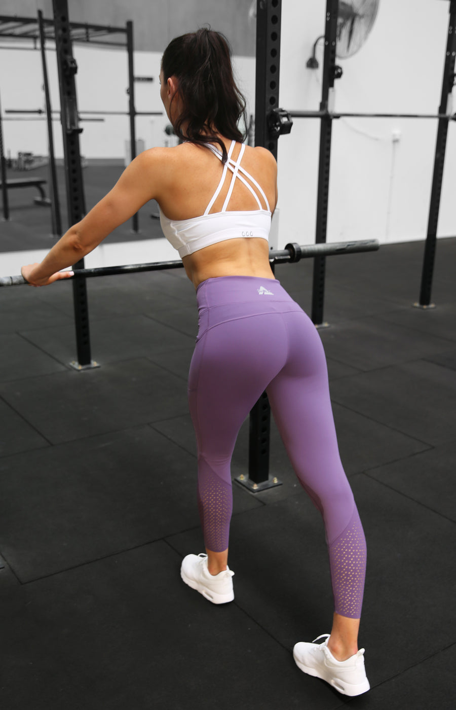 Classic Crop Gym Wear Australia