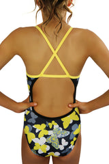 Buttercup Butterfly One Piece