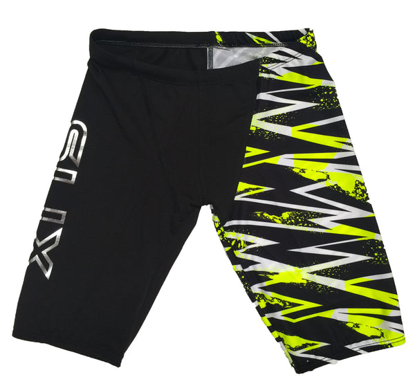 Flash Jammers - Slix Australia,  Training Swimwear, Girls Swimwear, Chlorine Resistant, Training Bikini, Swimming, Slix, Slix swimwear, training swimwear, swimming costume, chlorine resistant swimwear, Australian made swimwear