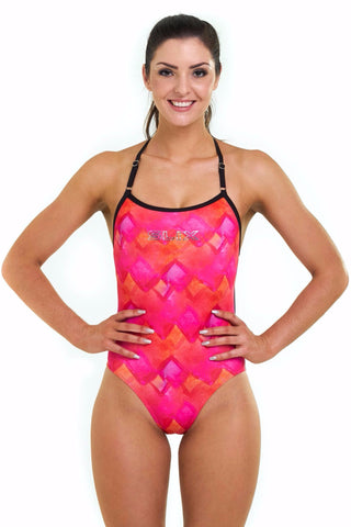 Summertime Sorbet Straight One Piece