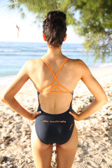 Magneto - Curve Seam - Slix Australia Training Swimwear, Girls Swimwear, Chlorine Resistant, Training Bikini, Swimming