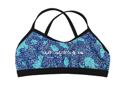 Blue Blossom - Double Take Bikini Top - COSTUME OF THE DAY