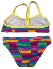 Candy Land - Fluoro Green Training Bikini - COSTUME OF THE DAY