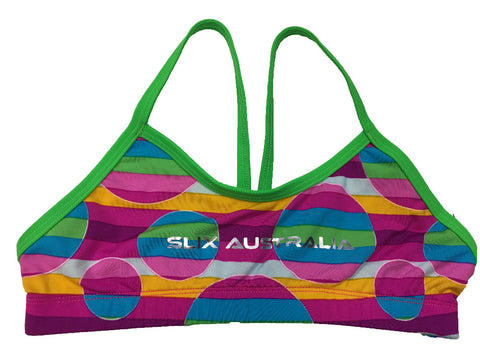 Candy Land - Regular Training Bikini Top -COSTUME OF THE DAY