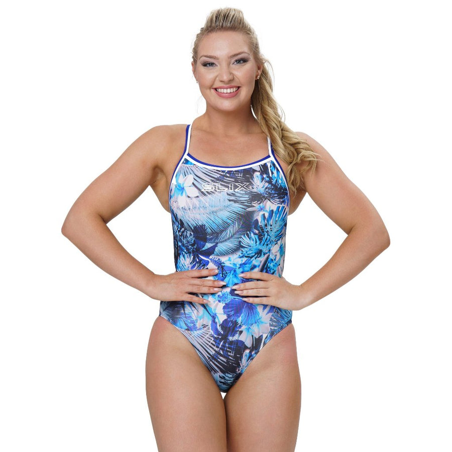 Castway Straight one piece Slix Australia