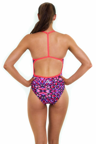 Kaleidoscope Straight One Piece Slix Australia