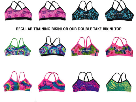 Mystery Bag - Lycra Bikini Tops Only