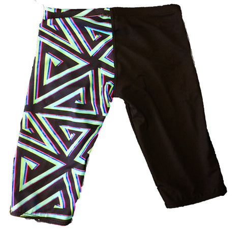 Pipeline Jammers - Slix Australia Training Swimwear, Girls Swimwear, Chlorine Resistant, Training Bikini, Swimming