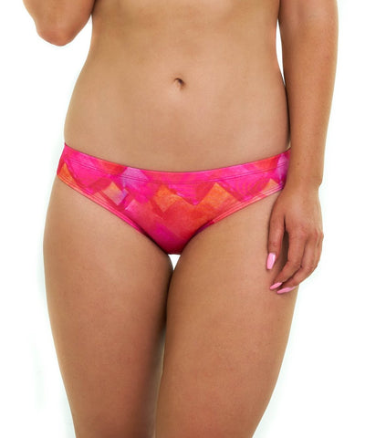 Summertime Sorbet Classic Hipster Brief