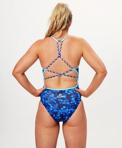 SuperStar Aqua Straight One Piece