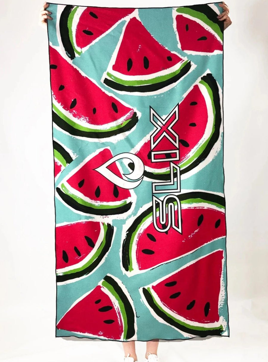 SLIX Watermelon Sand Free Towel
