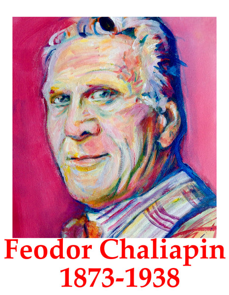 Feodor Chaliapin recordings now available via this link