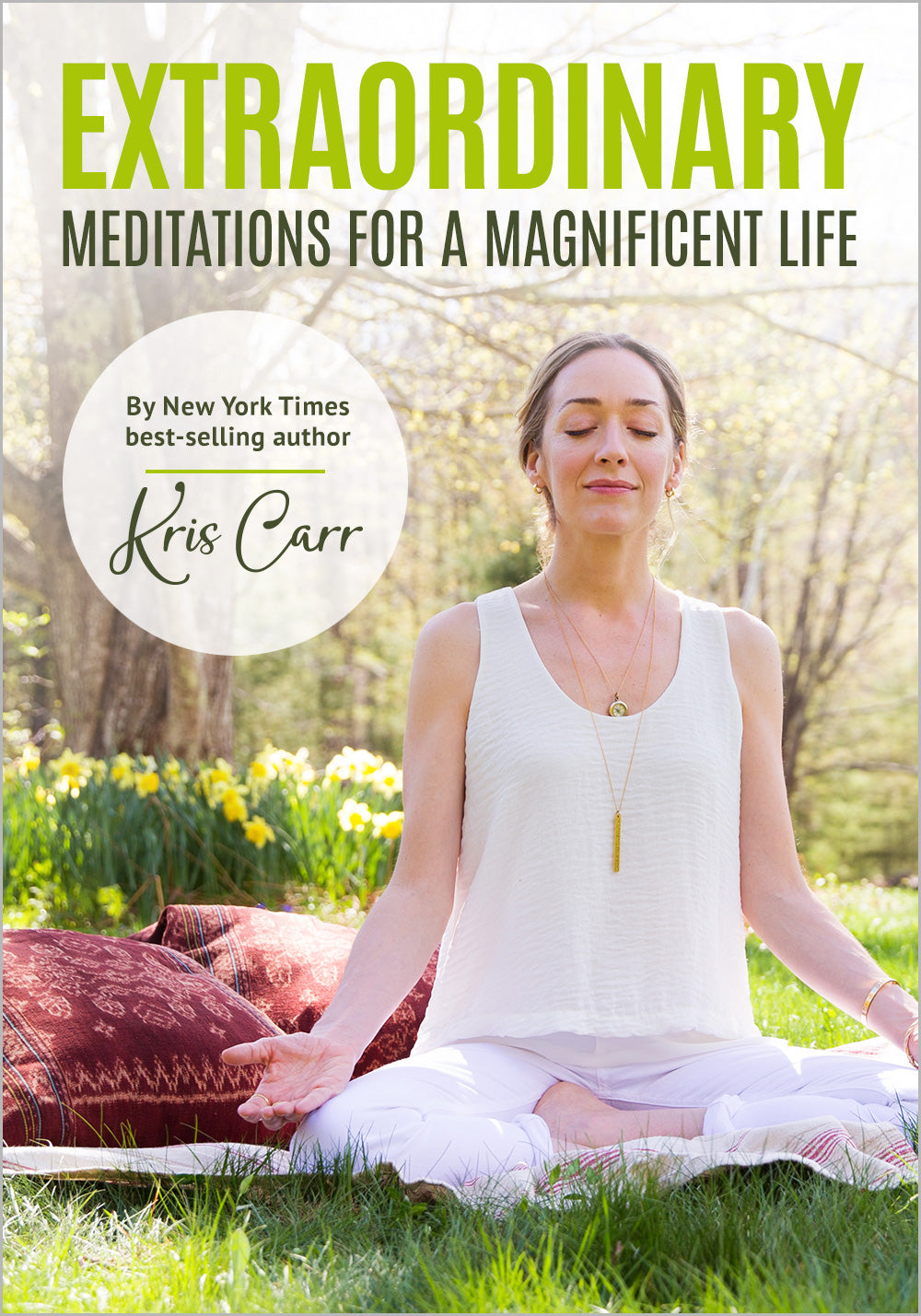 Extraordinary: Meditations for a Magnificent Life Digital Album