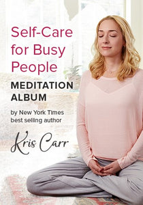 Self-Care for Busy People Digital Meditation Album