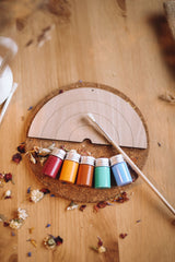 ❀ Paint it yourself kit | rainbow (PRE-ORDER)