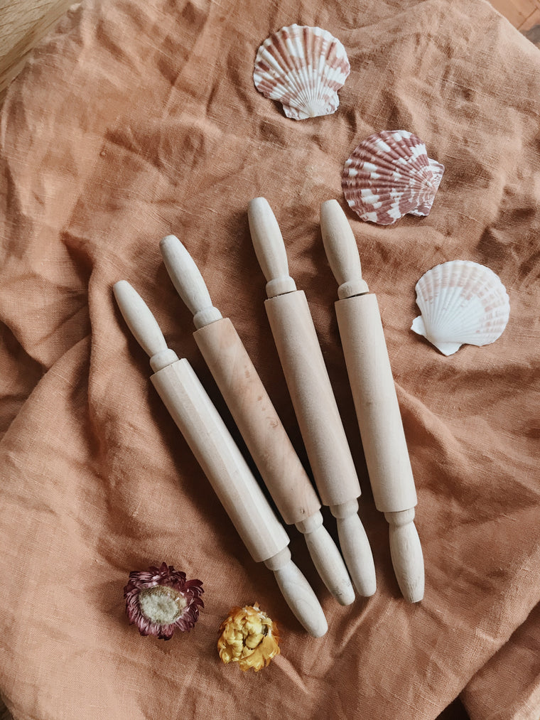 ❀ Rolling Pin | chemical free wood