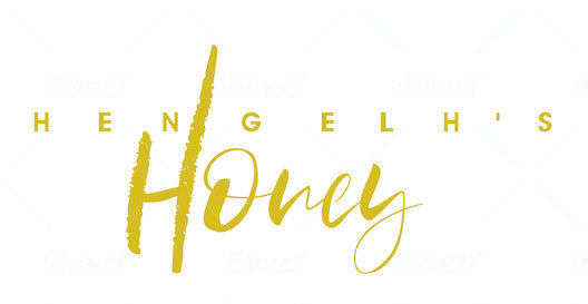 Hengelh's Honey Official Logo