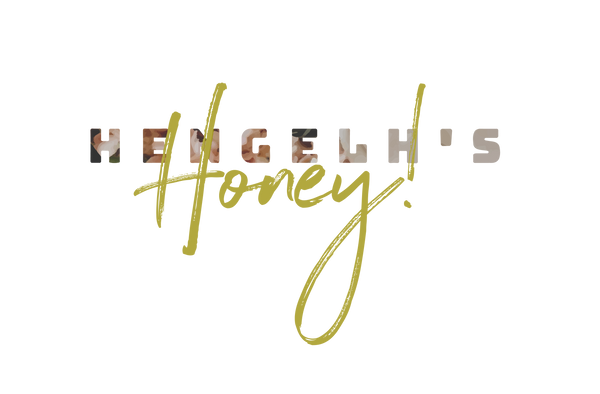 Hengelh's Honey Colorful Logo