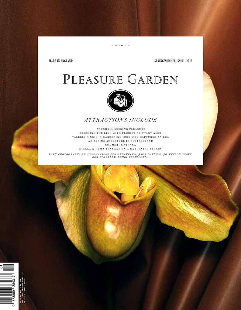 Pleasure Garden — Issue 1