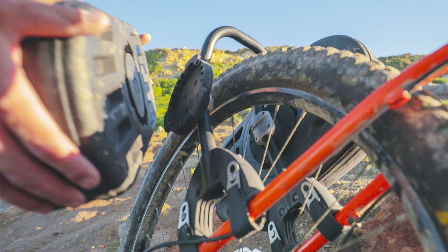 Aeroe BikePacking - the most versatile means of carrying gear on a bike.