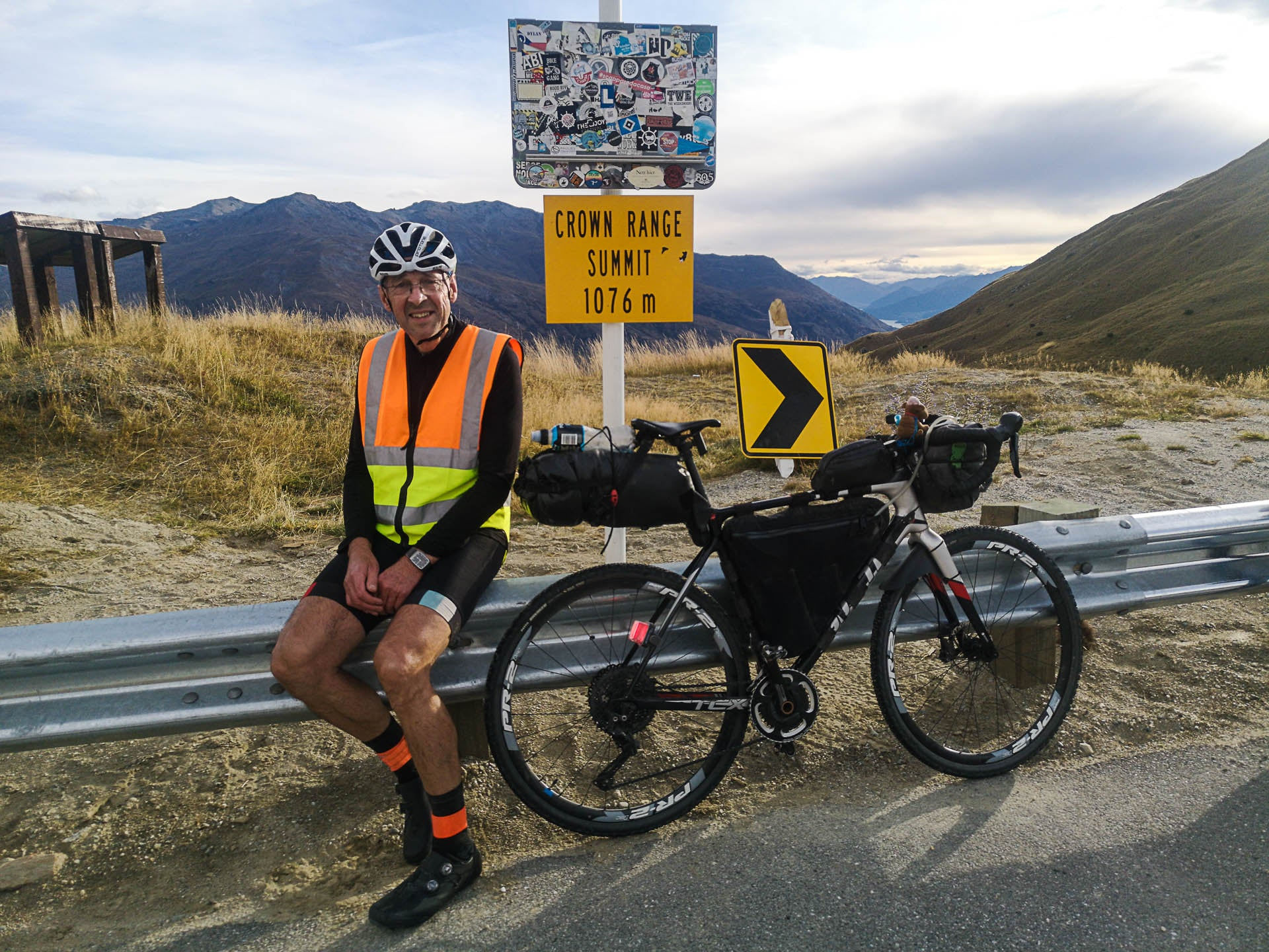 NZ's Longest Bike Packing Trip Becomes a Survival Exercise