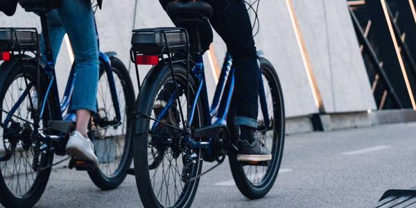 Giant Electric Bikes have arrived