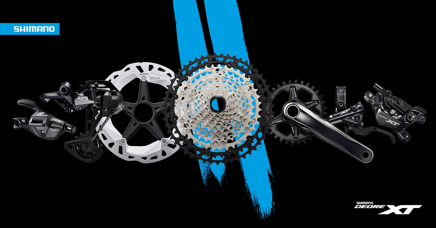 Shimano XT M8100 12-speed groupset, all you need to know.
