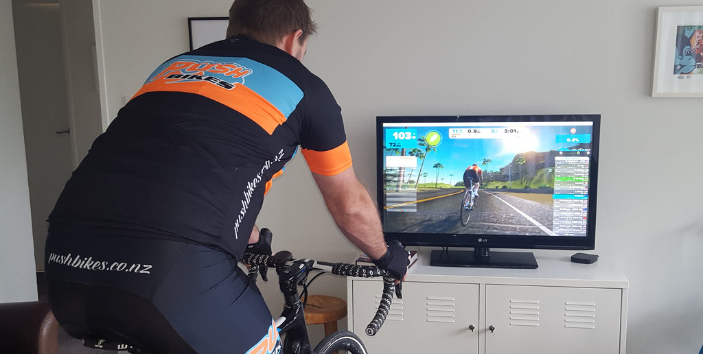 Zwift - If This Doesn't Motivate You Over Winter, Nothing Will