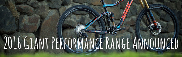 Giant 2016 Performance Range