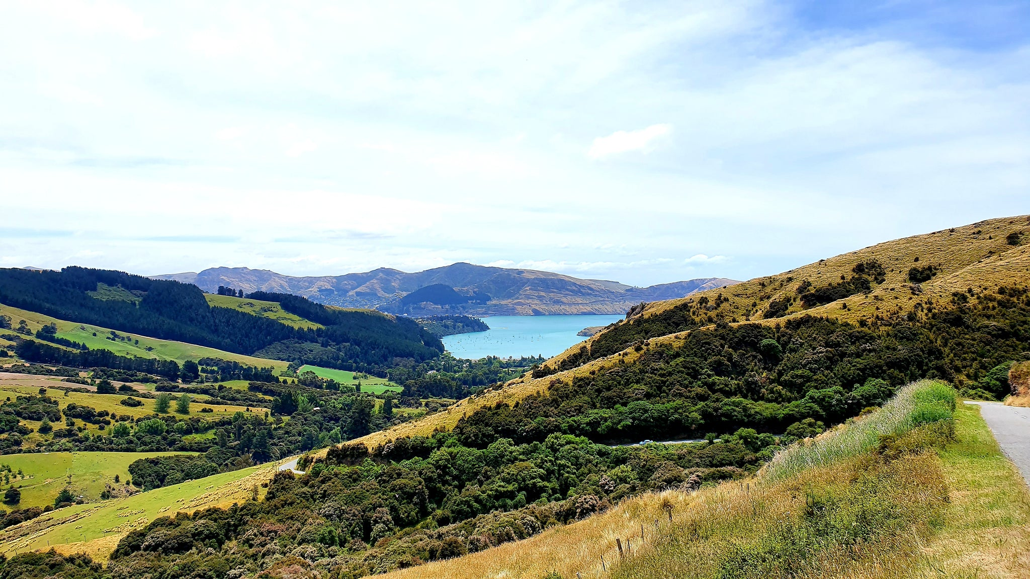 Parua Bay Banks Peninsula