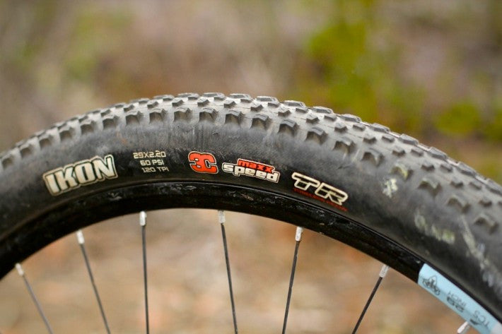 Maxxis Tubeless Ready Tyre