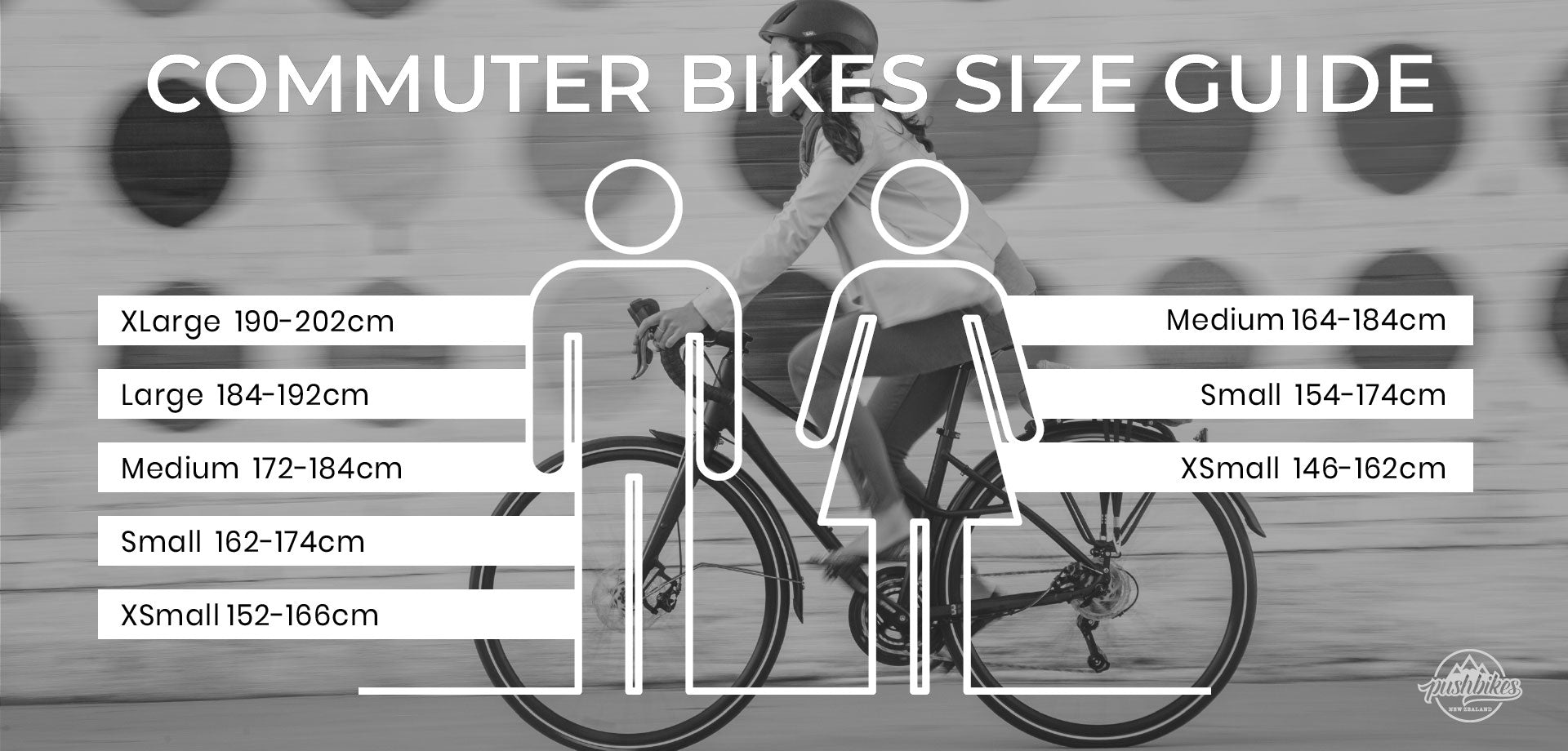 Commuter Bike Sizing Guide
