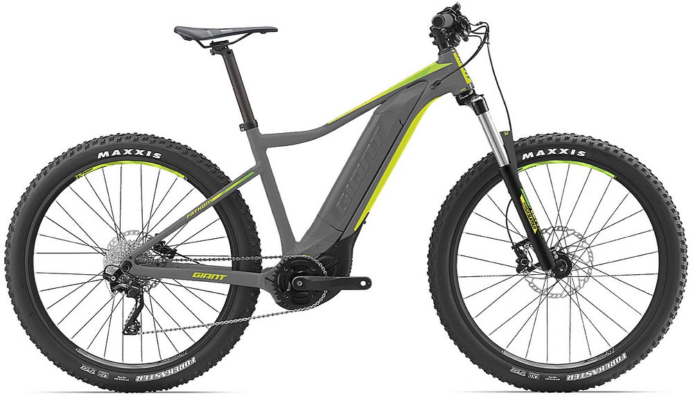 Giant Fathom 3 Electric Mountain Bike